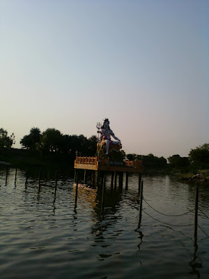 Lord Shiva at Chandrika Devi