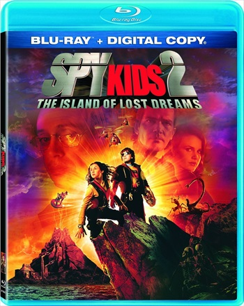 Spy Kids 2 2002 Dual Audio Hindi Bluray Download