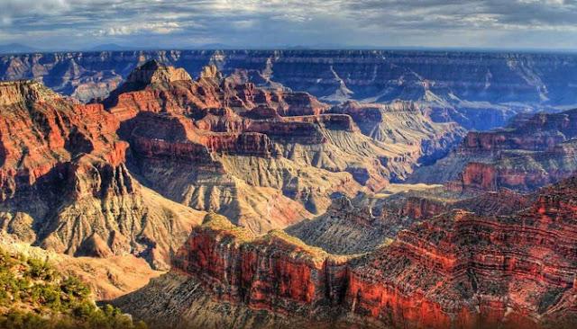 Inilah Penampakan Enam Taman Nasional Paling Indah Di Seluruh Dunia