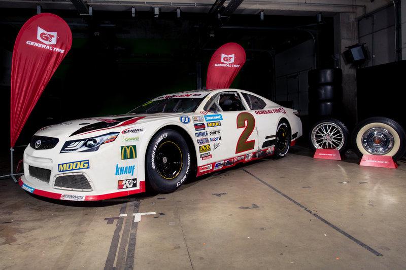 H General Tire επίσημος συνεργάτης της NASCAR Whelen Euro Series
