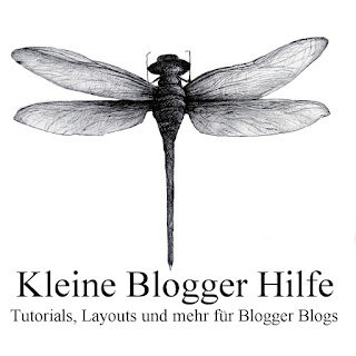 Ynas Design Blog, Blogger Hilfe
