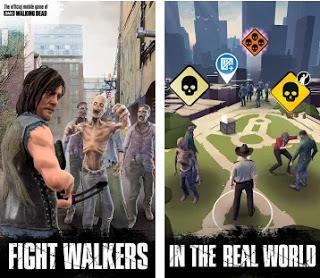 Download The Walking Dead Our World v4.0.0.4 Apk Mod Online (GOD MODE)