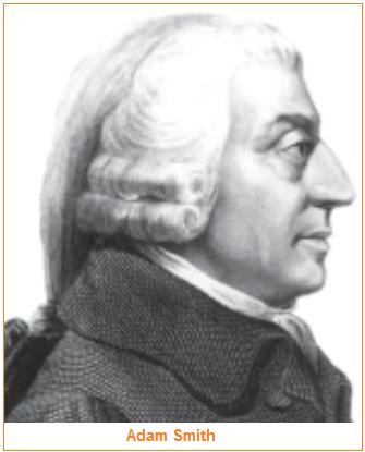Tokoh sejarah Ekonomi - Adam Smith