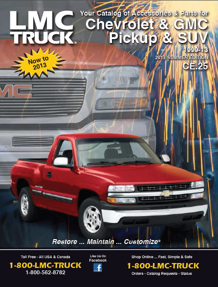 Lmc Truck Chevy >> Auto Parts Lmc Truck Lmc Truck Your Catalogue Of Accessories