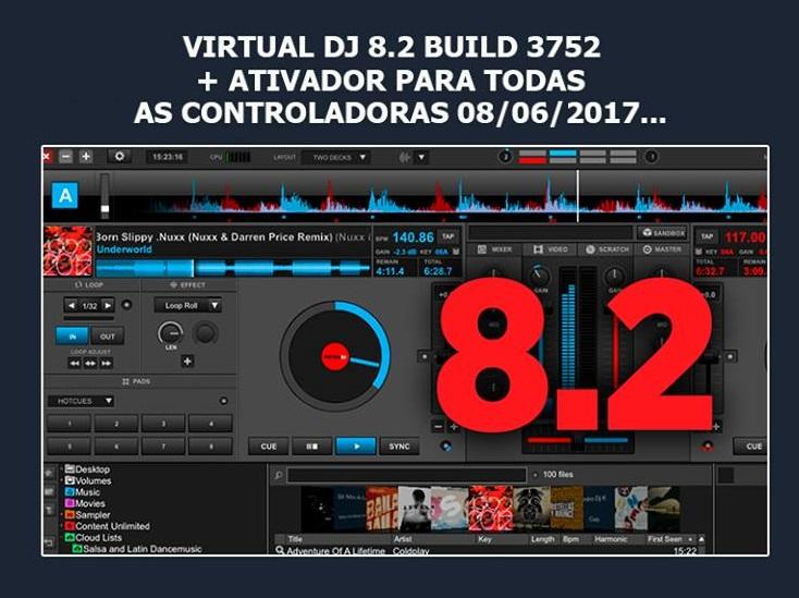 virtual dj 8 full download  crack mega