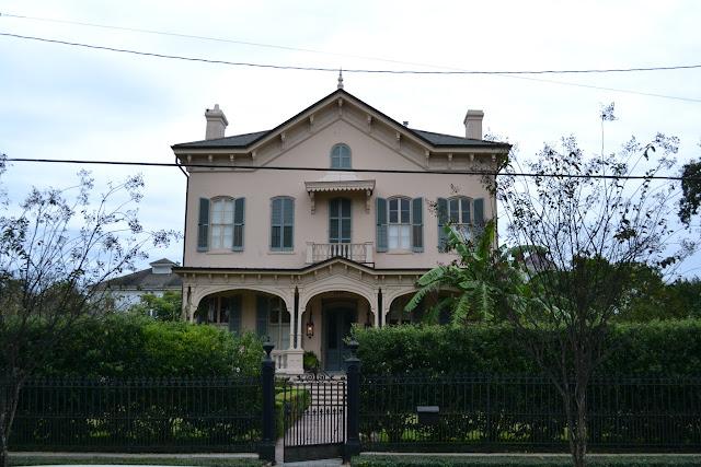 Район Садов. Новый Орлеан (Garden District, New Orleans)