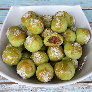 Ide Resep Masak Kue Klepon Cookies