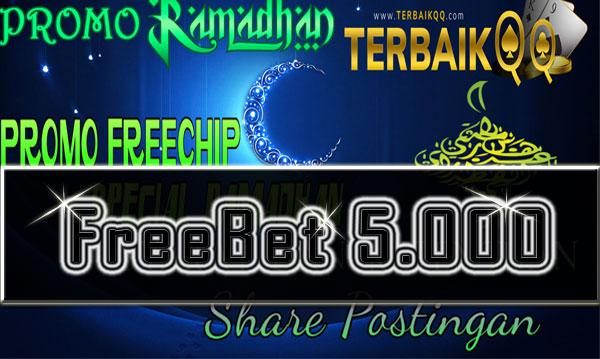 TerbaikQQ - Freebet Poker Terbaru IDR 5.000 Tanpa Deposit