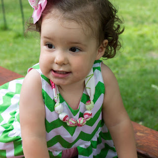 teething necklace pattern