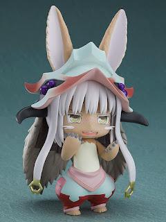 """Figuras: Abierto pre-order del Nendorid Nanachi de """"Made in Abiss - Good Smile Company"""