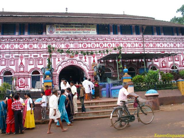 Shri Marikamba Temple, Sirsi