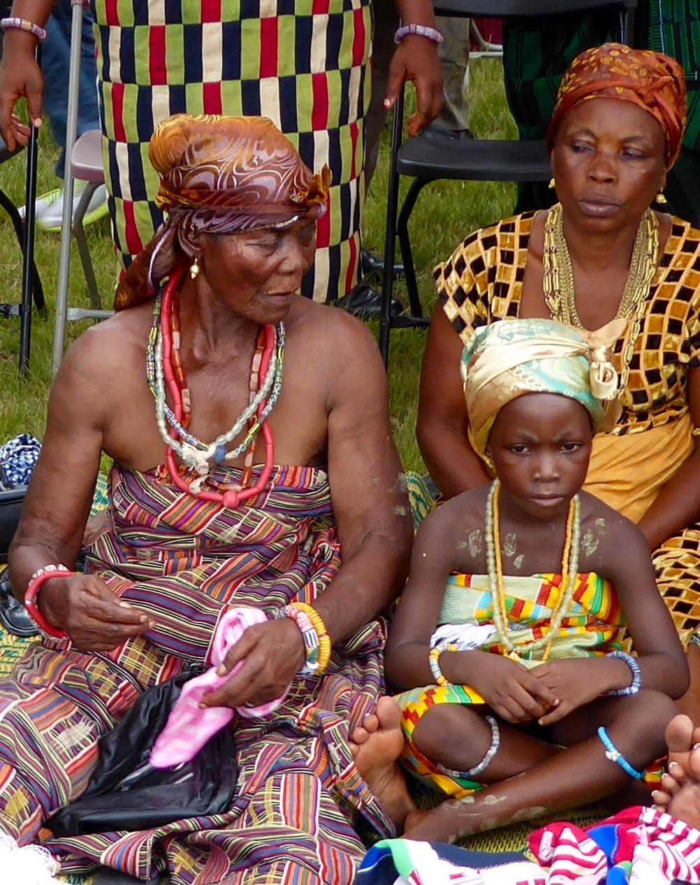 The Ghana MTC: Kente Festival Time in Ghana