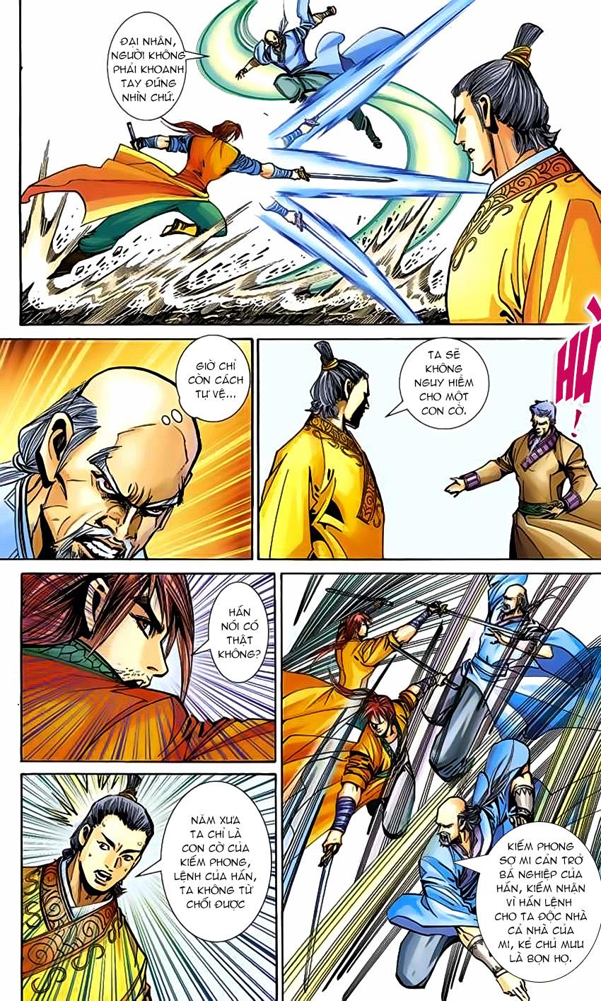 Bạch Phát Quỷ chap 7 - Trang 5