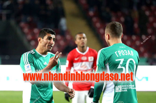 FK Khimki vs FC Terek Groznyi 20h00 ngày 22/8 www.nhandinhbongdaso.net