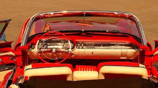 1958 Cadillac Eldorado Biarritz Interior