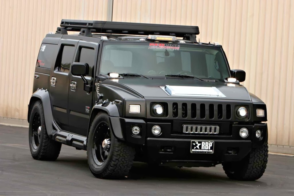The New Hummer H3 2017 Car Prices 27 800â 32 300