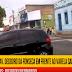 Acidente na Av. Deodoro da Fonseca em frente ao Varela Santiago