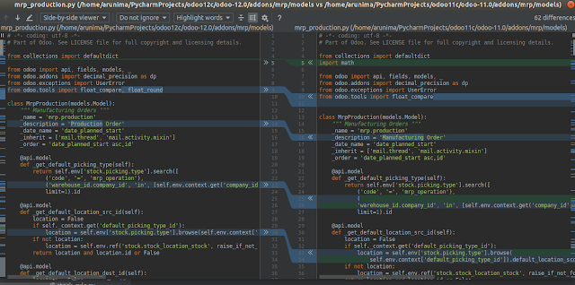 Pycharm the best IDE for Python | Odoo | Technaureus Info Solutions