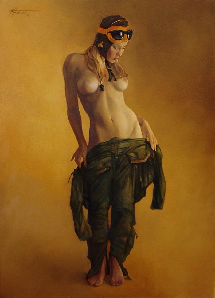 Британский художник. Thomas M. Thomson 7