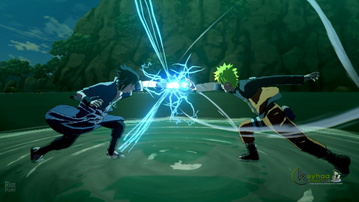 NARUTO SHIPPUDEN: Ultimate Ninja STORM 3 Full Burst HD