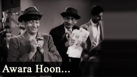 Awaara Hoon - Awara (1951)