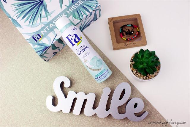 Fa Soft&Control Anti-perspirant Deodorant  Kullananlar