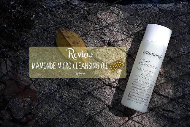 Mamonde-micro-cleansing-oil-lotus