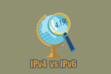 Konsep Internet Protokol IPv4 dan IPv6
