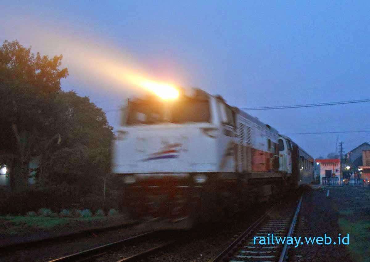 Tiket Kereta Api Harina Juni
