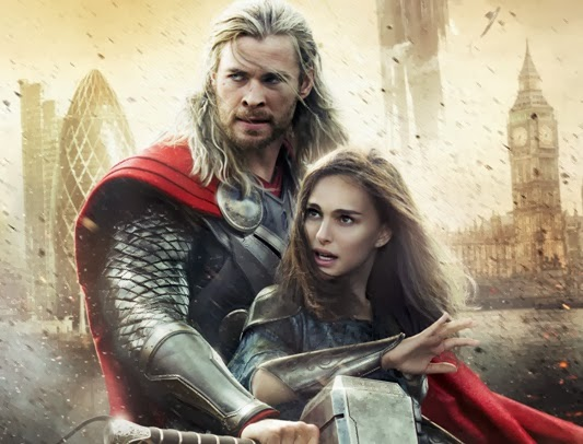 Review: Thor: The Dark World - You Want Me To Put The Hammer