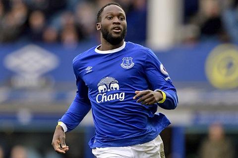 Tiền đạo Romelu Lukaku đang muốn rời khỏi Everton.