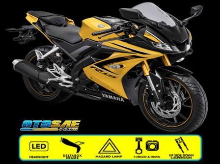 Motor Yamaha Sport Terbaru Siap Goyang Honda dan Kawasaki