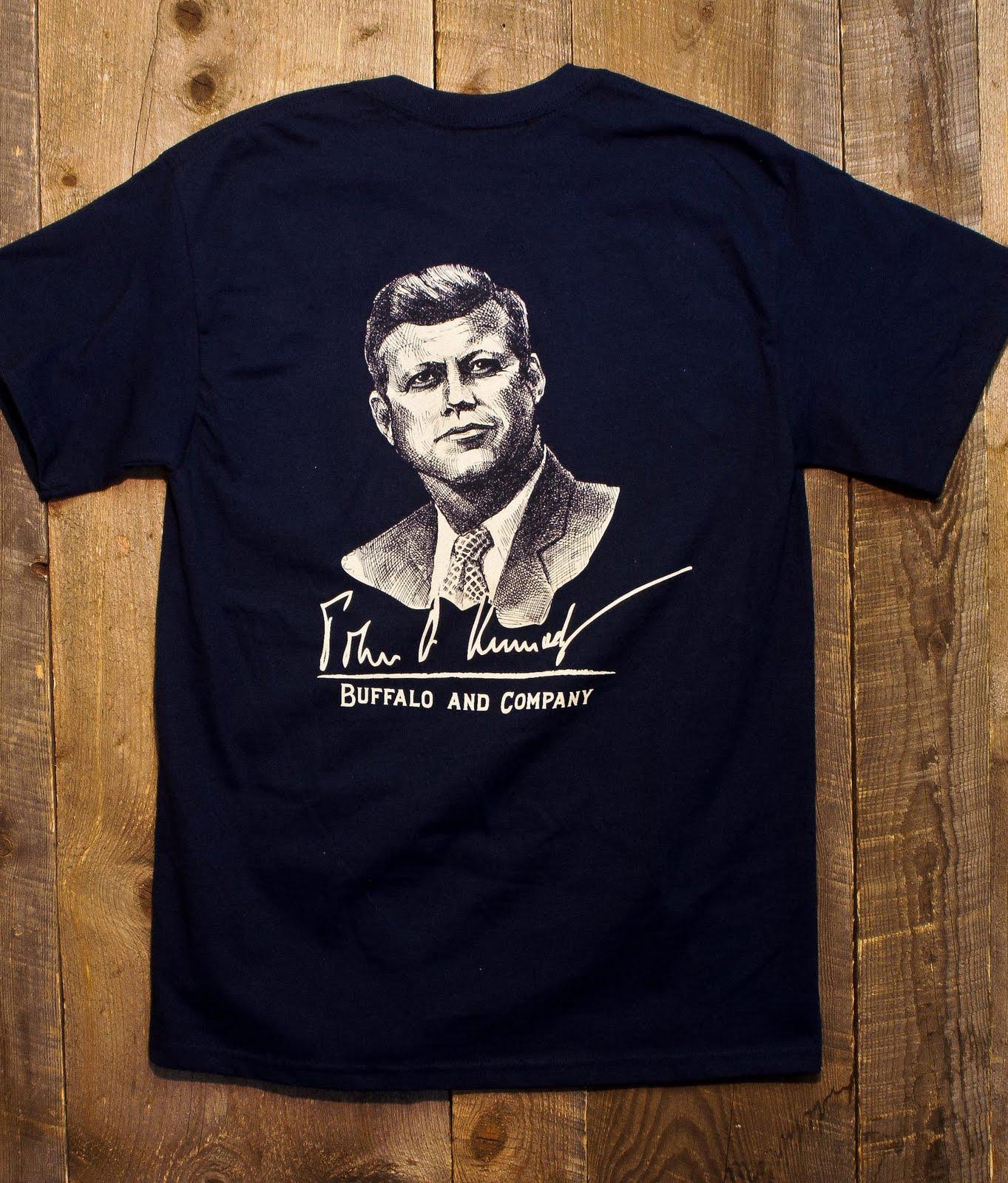John F. Kennedy Portrait