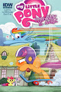 My Little Pony Friendship is Magic #16 Comic Cover Hot Topic Variant