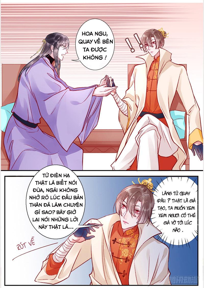 Hoàng phi 9000 tuổi chap 26 - Trang 7