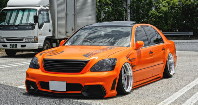Slammed Stance Hellaflush Nation
