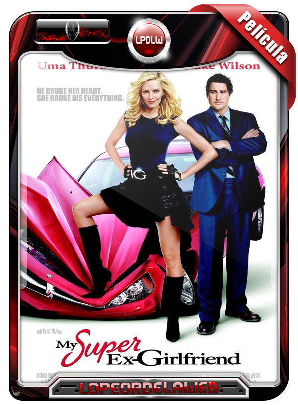 My Super Ex-Girlfriend (2006) | Mi Super Ex-Novia 720p H264