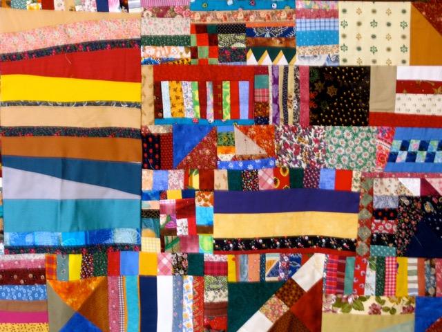 Dina's quilt