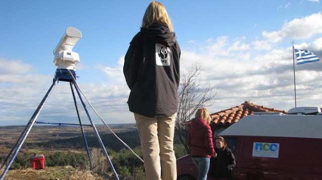 Εφαρμογές νέων τεχνολογιών στα αιολικά πάρκα της Θράκης για την προστασία των πουλιών