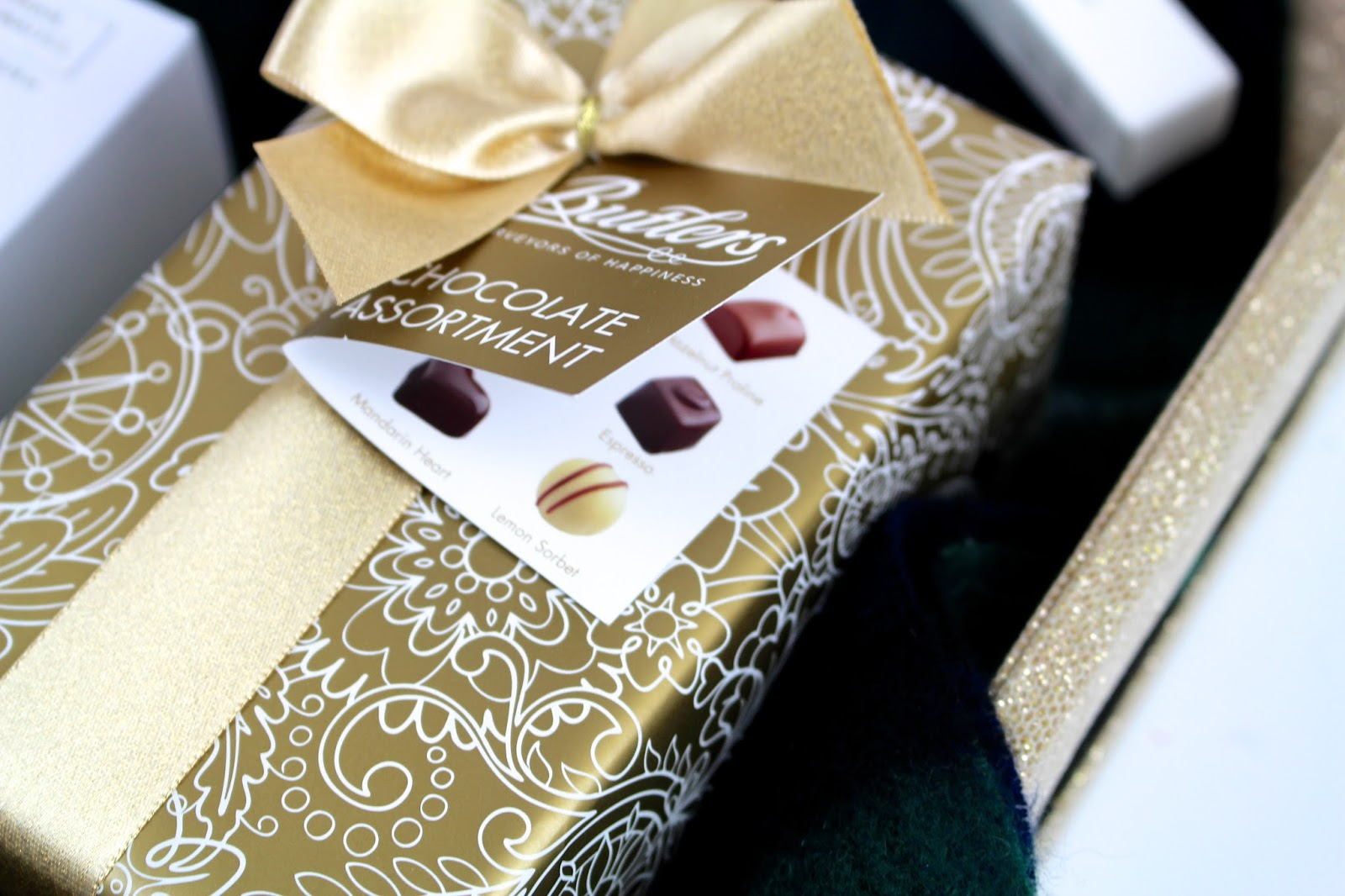 Butlers Chocolate Blog Review