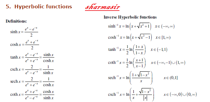 formulae of limit, formula of limit, formula of limits,science formula sheet , formula sheet ,sharma sir,scceducation,Formulae of integration,Trigonometry formula sheet,Formulae of integration