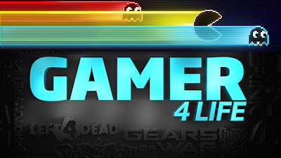 Gamer 4 Life Google+ profile header