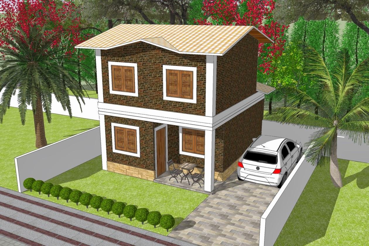Duplex 2 quartos sendo 1 su te sobrado r 10 x 14 90 for Legalizar casa en terreno rustico