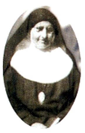 blažena Fidelia Oller Angelats - redovnica in mučenka