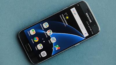 Cara Hard Reset Samsung Galaxy S7