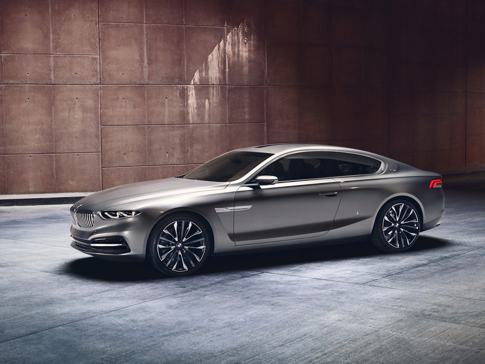With The Bmw Pininfarina Gran Lusso Coupé Design Team Took Up Exclusive Aspects Such As Luxury And Elegance Fed Them Into A Creative