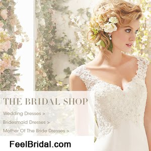 Best Bridal Online Shop - feelbridal.com