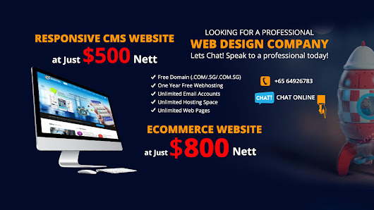 Web Design Company Singapore | Web Design Singapore