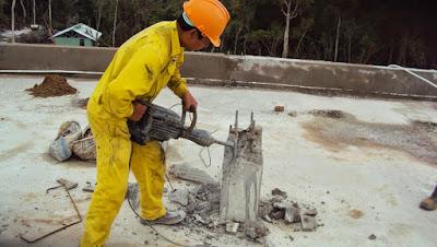Khoan rút lõi bê tông Ninh Thuận