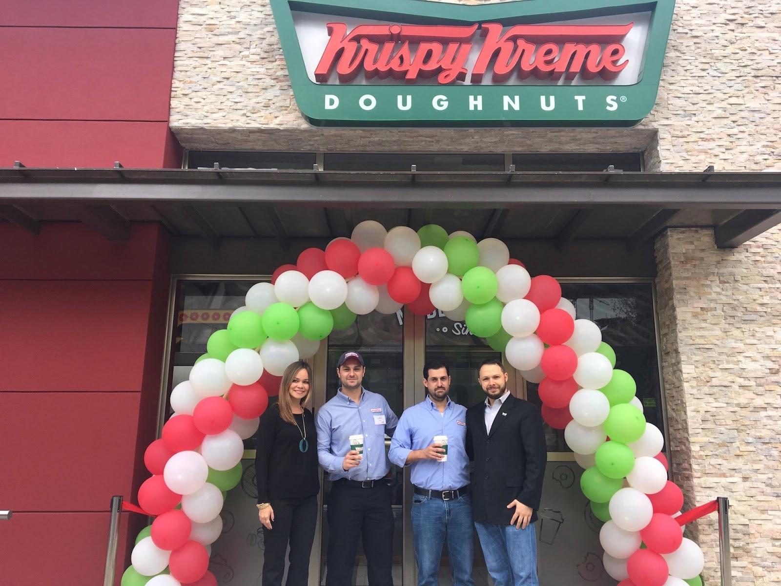KRISPY KREME anuncia la apertura de su primera Tienda Fábrica en ...
